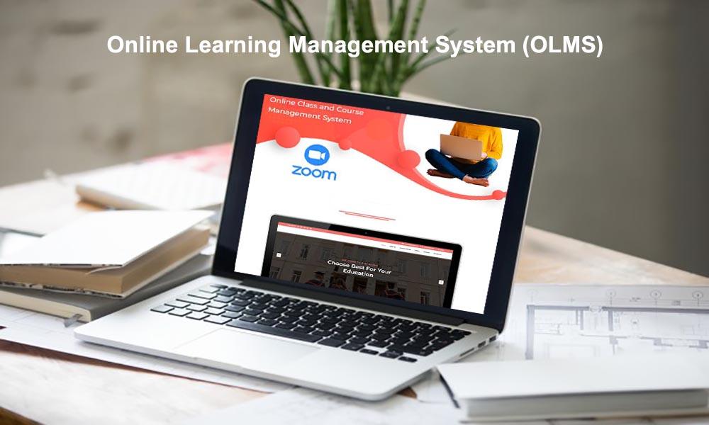 Online-Learning-Management-System