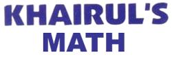 khairul-math-logo